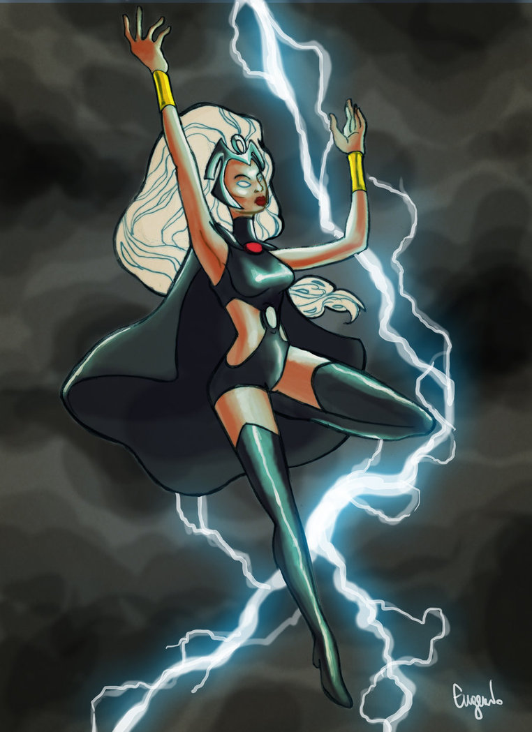 Storm  Characters  Marvel