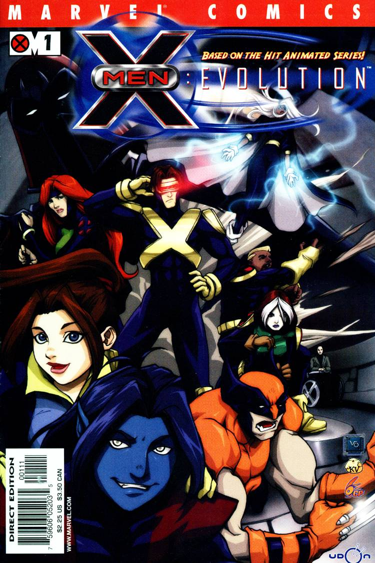xmen movie cover