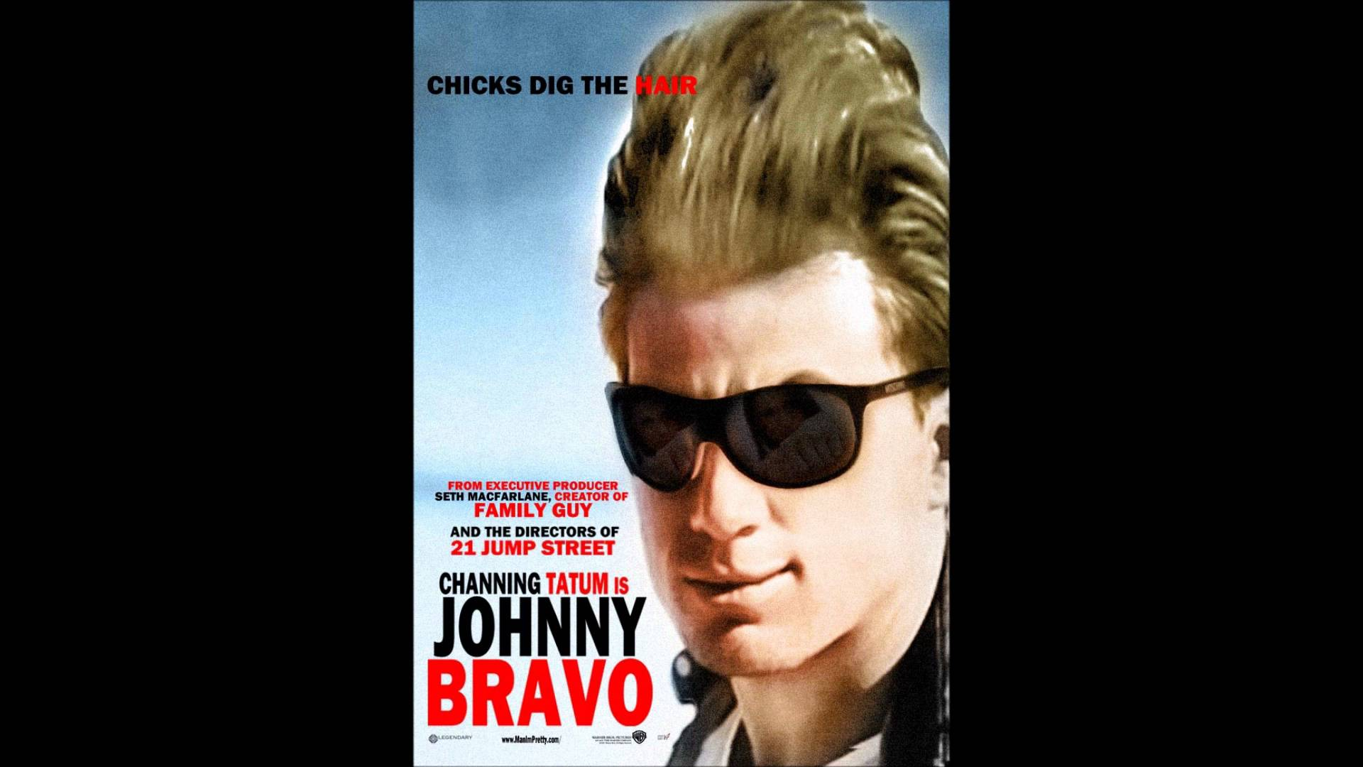 movie johnny bravo