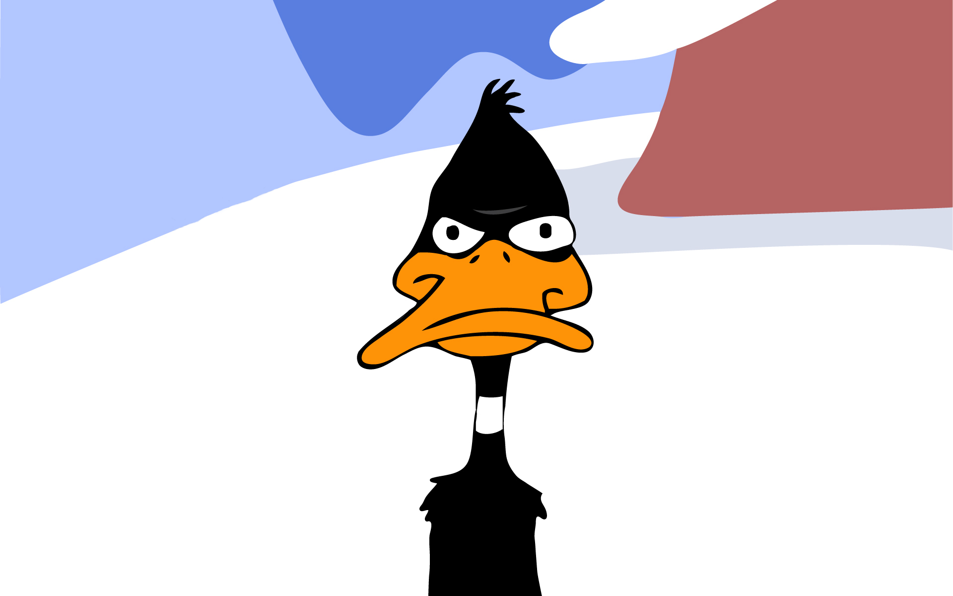 daffy duck background cartoon