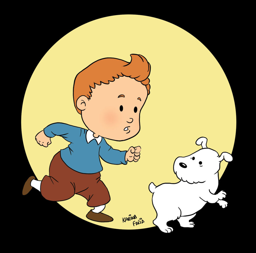 tintin and snowy wallpaper - photo #17
