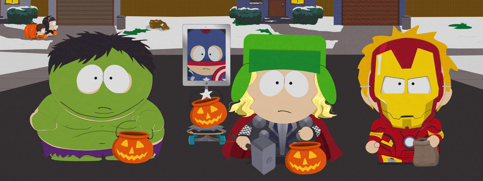 South Park hd cover picture, South Park hd cover wallpaper