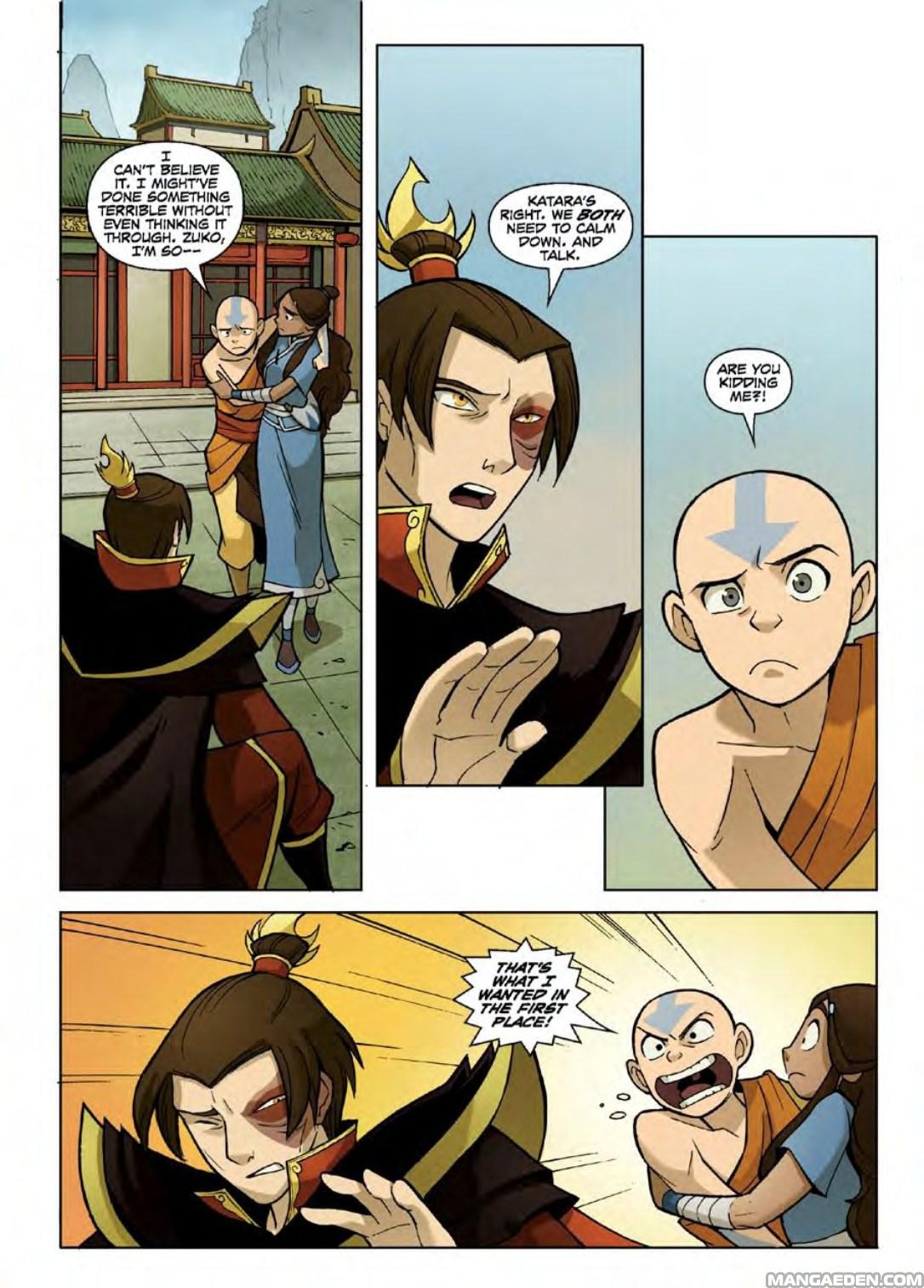avatar the last airbender characters picture avatar the