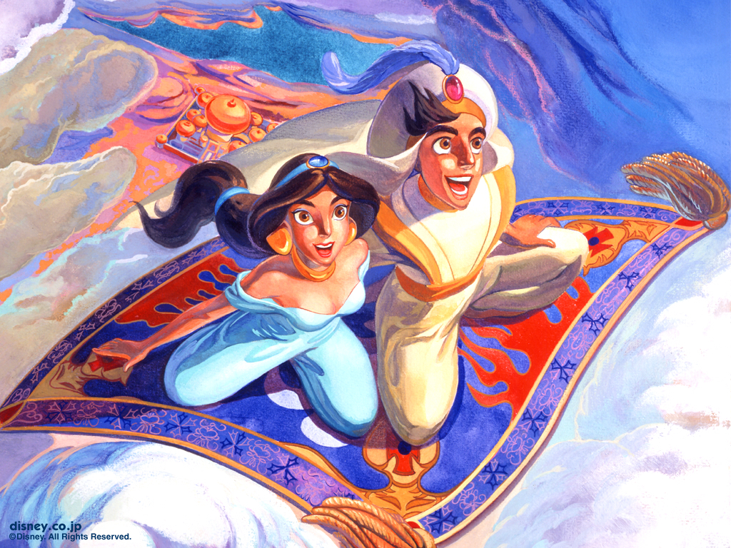 Jasmine Aladdin Picture Wallpaper