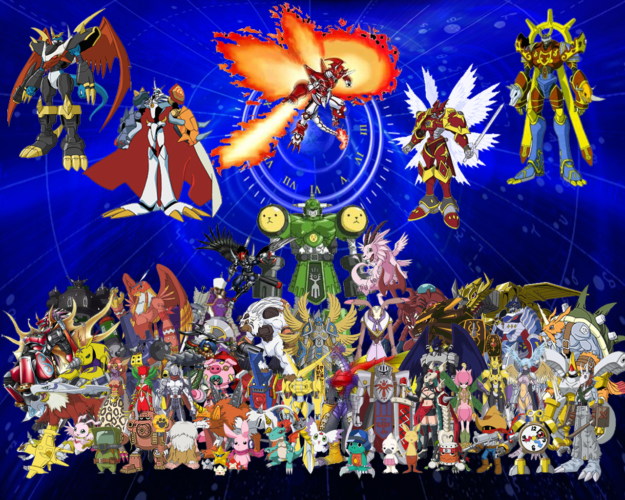 digimon battle of dimensions