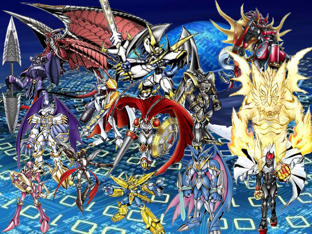 digimon royal knight