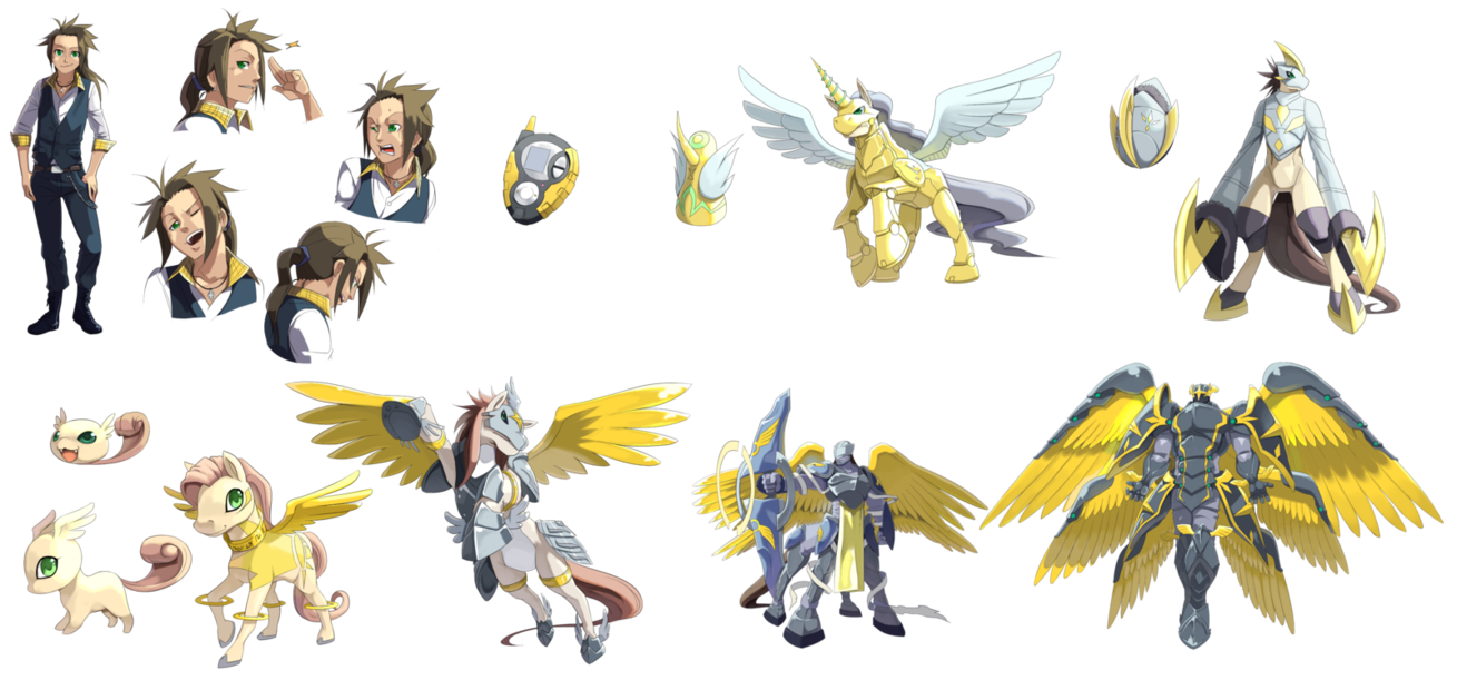digimon tamers taomon - photo #49
