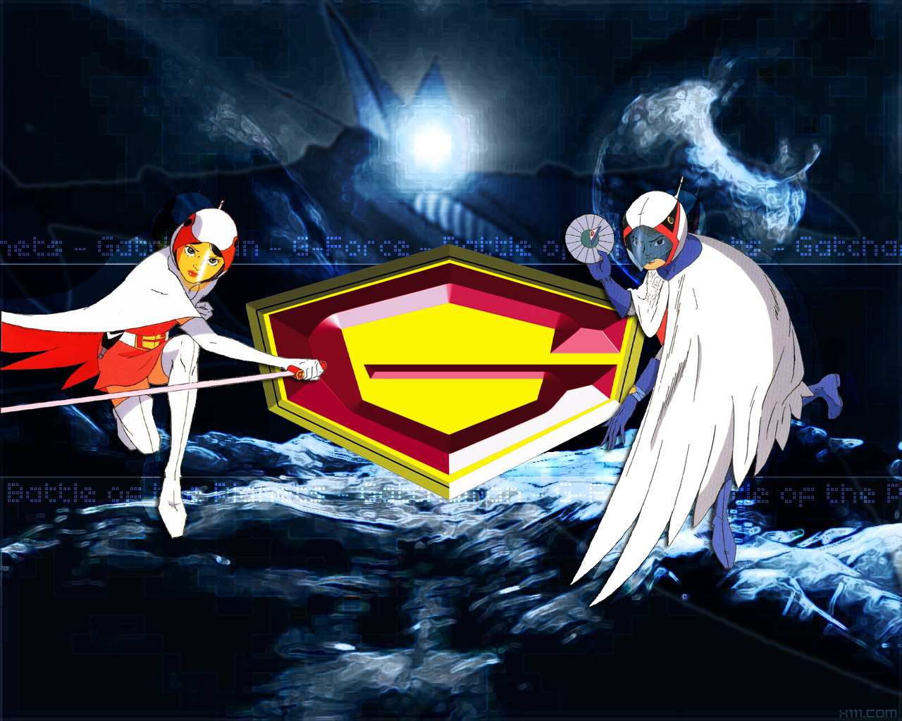 g4 the battle of planets - photo #9
