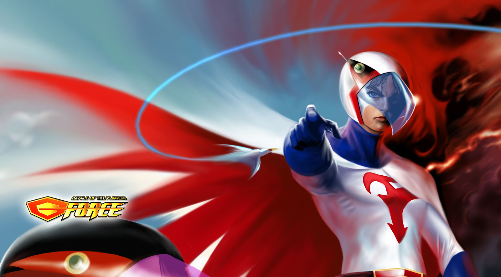 g4 the battle of planets - photo #11