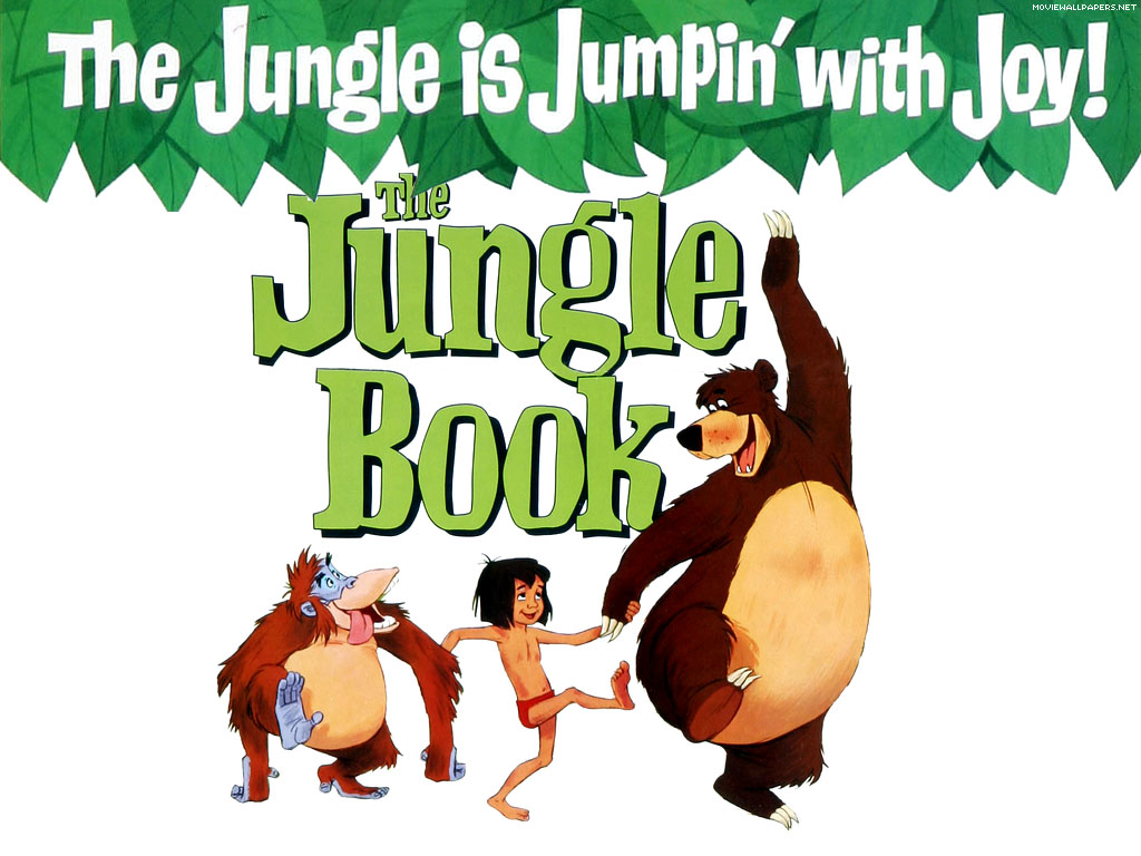 Jungle Book Quotes The Jungle Book Cartoon Picture The Jungle Book Cartoon Wallpaper