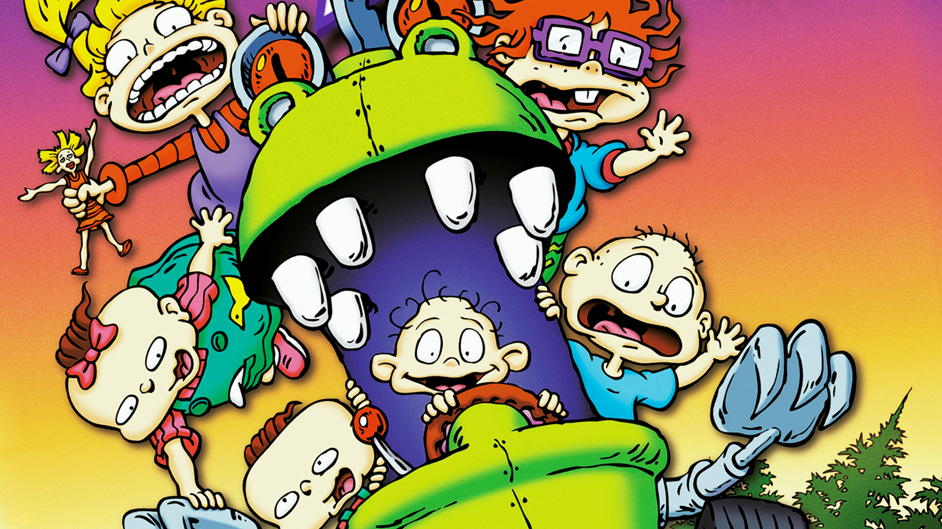 rugrats cover