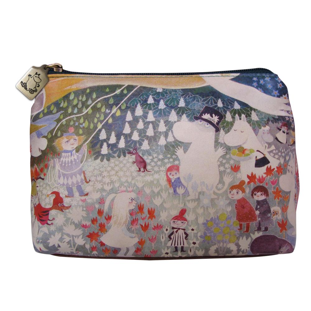 moomin dangerous journey make up bag