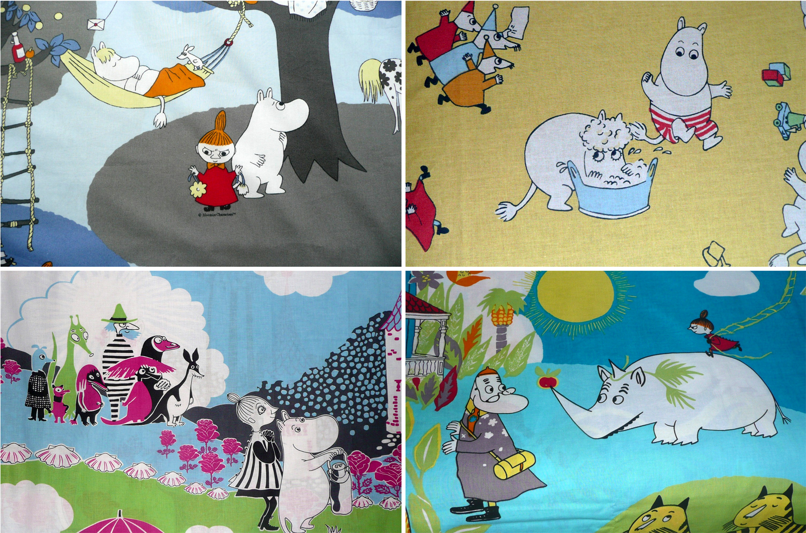 Moomin free cartoon