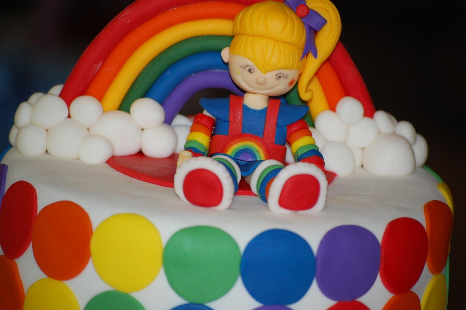 rainbow birthday cake picture rainbow birthday cake wallpaper