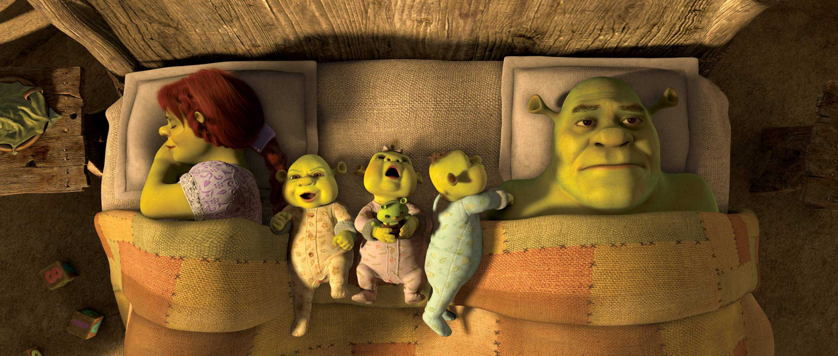 2010 shrek forever after