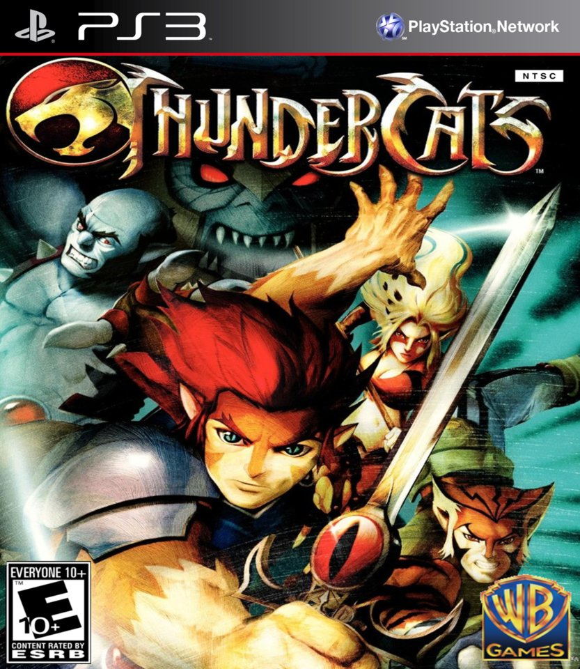 thundercats 2011 playstation 3