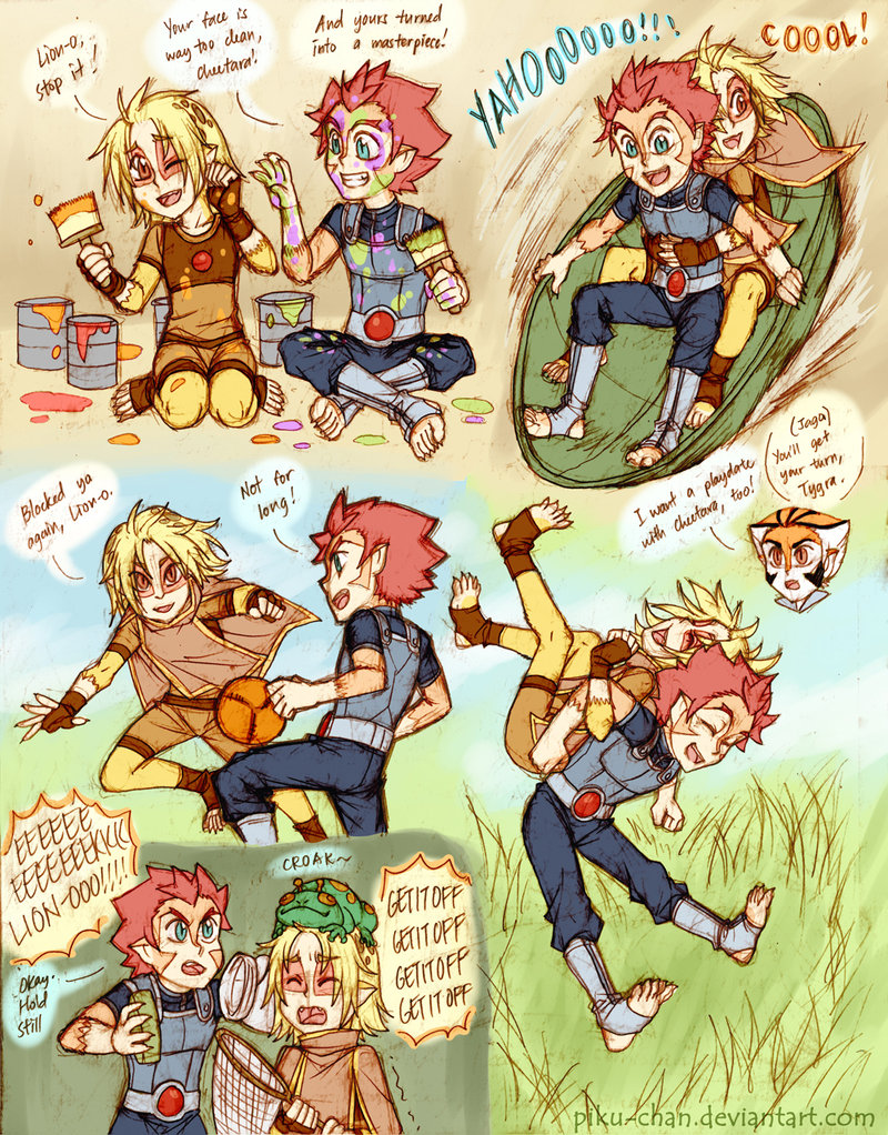 thundercats playdates