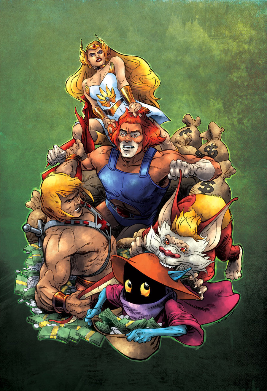 thundercats vs motu