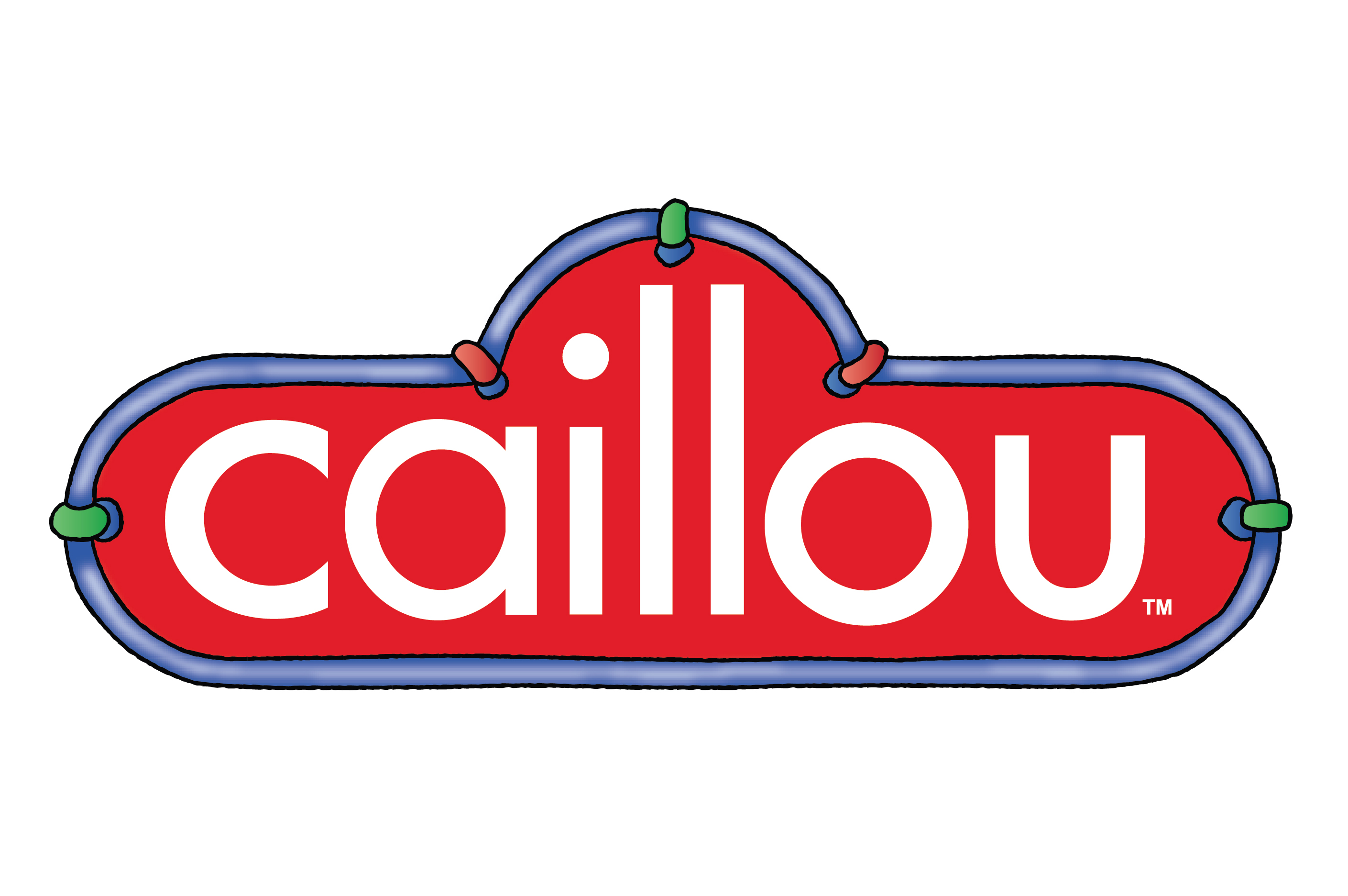 caillou letter cover