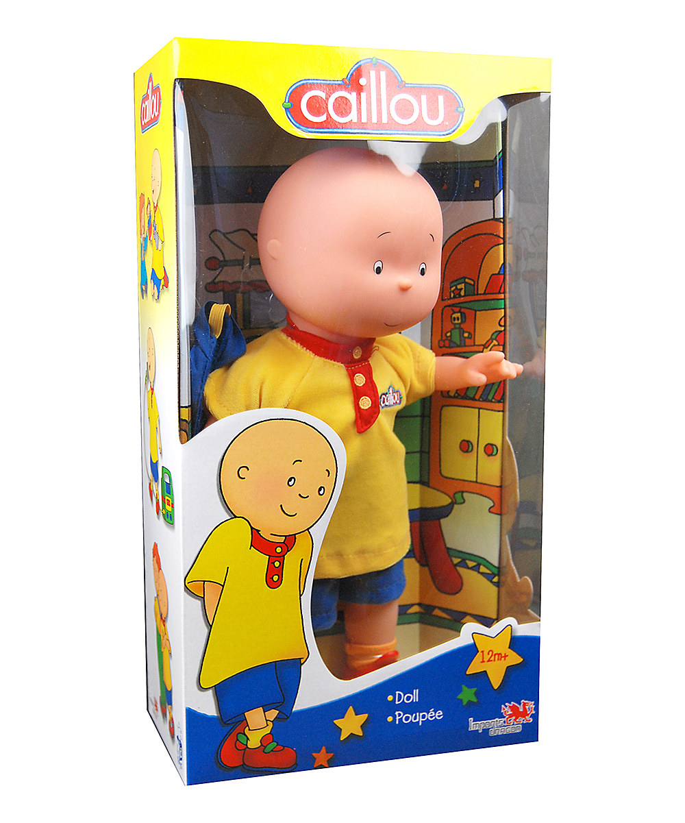 caillou playset