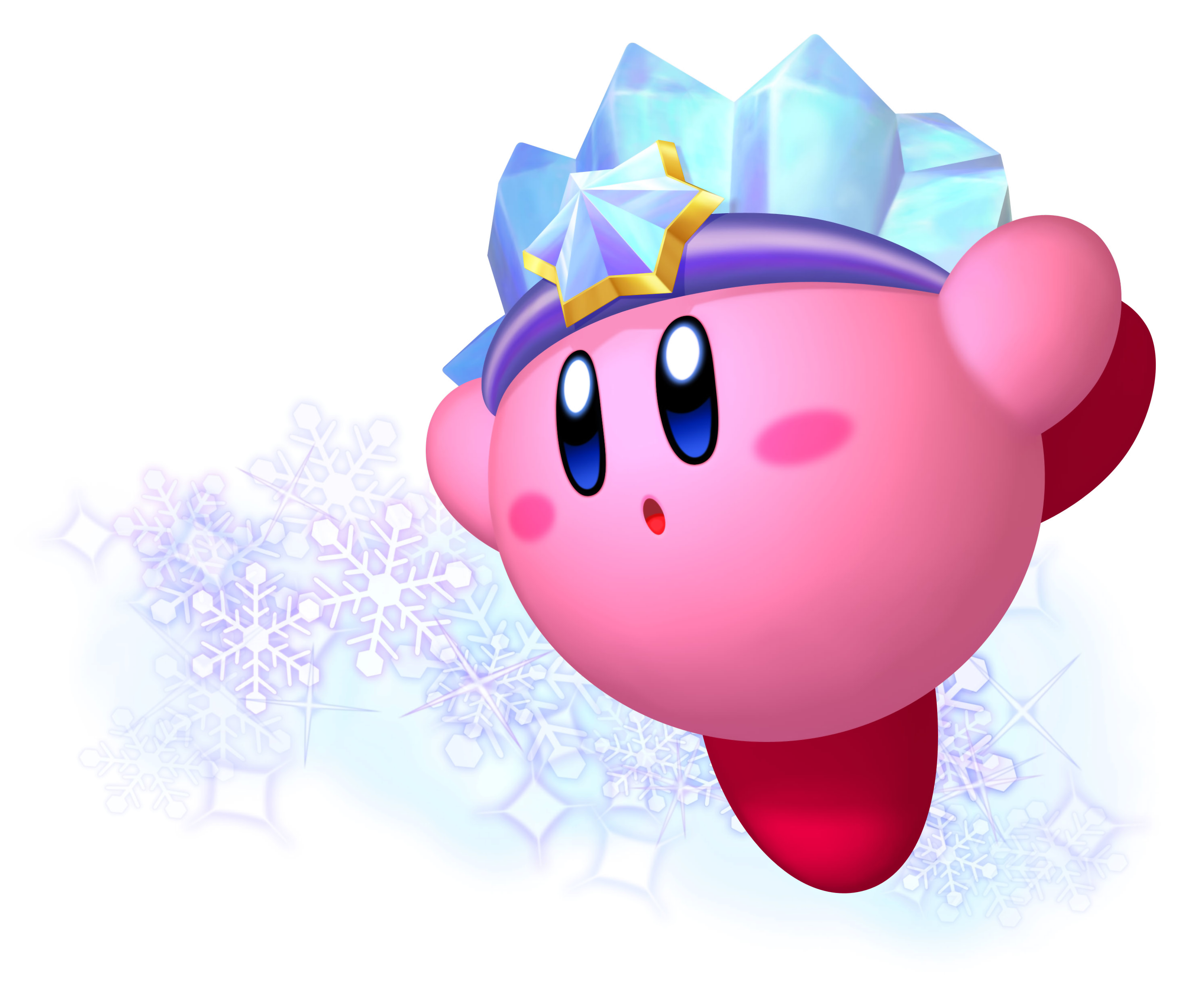 Ice Kirby Picture Ice Kirby Wallpaper
