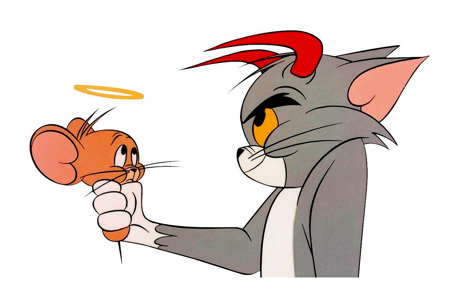 Tom And Jerry Died Wallpaper Images