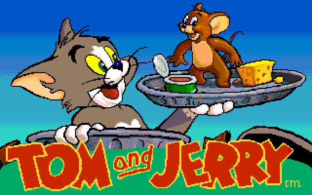 tom and jerry games for free