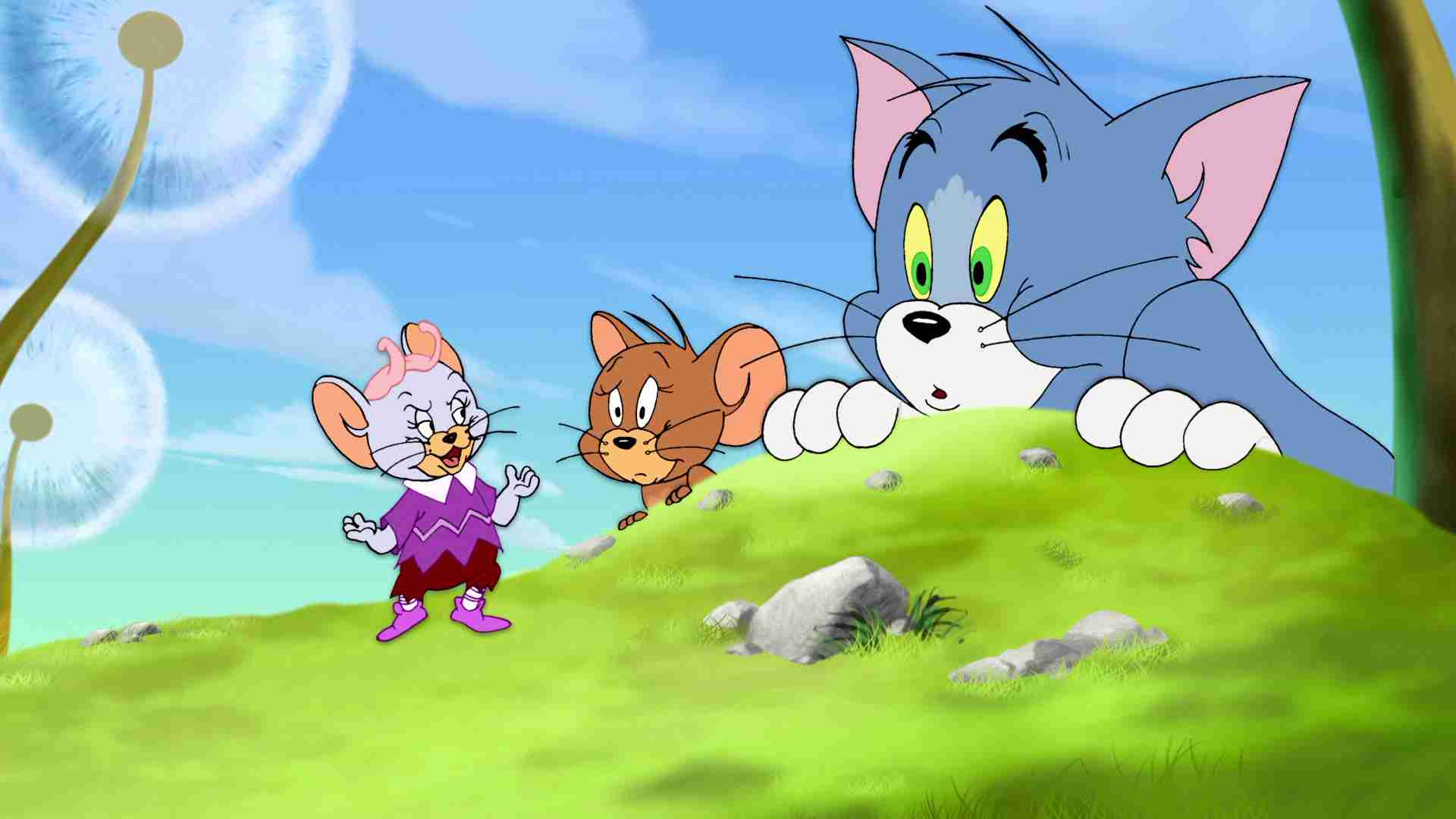 tom and jerry girl friend