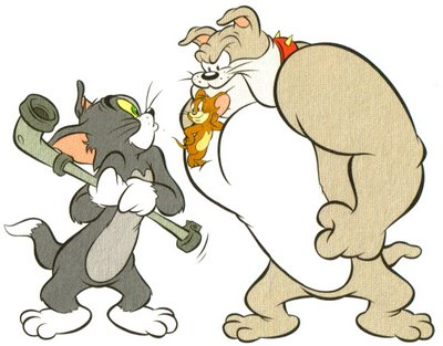 tom and jerry tom