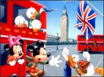Cartoons mickey Mouse abd