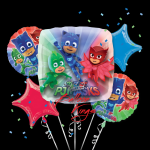 Pj Masks Bouquet Balloon Kings  58008.1497217788