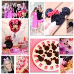 awesome minnie Mouse Party