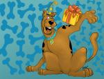 Scooby doo wallpaper cover