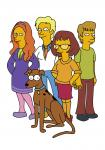 scooby doo simpsons