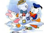 Baby Donald and Daisy Duck Wallpaper donald duck