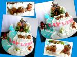 Ice Age bhirtday cake