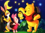pooh and frend