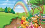 winnie pooh free cover well