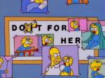 her simpsons