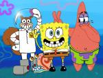 spongebob squarepants wallpapers hd desktop