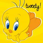 Cute Tweety Bird Image free