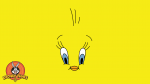tweety wallpaper yellow
