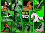 Ben10 aliens fights name