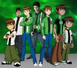 Ben 10 through