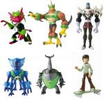 ben10 omniverse teams pretty