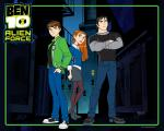 ben 10 alien force cute