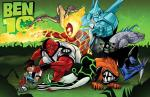 ben 10 cartoon cover