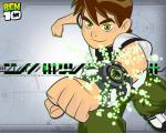 cute ben 10 wallpaper