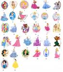 DISNEY PRINCESS INSERT