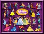 Disney Princess Collage